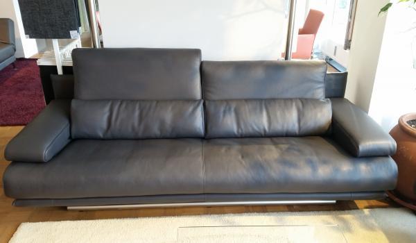 polsterhaus schlosser sofa rolf benz 6500. Black Bedroom Furniture Sets. Home Design Ideas