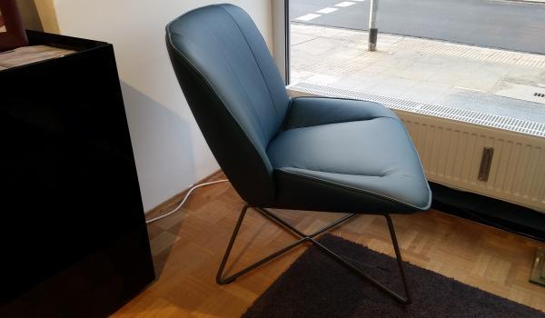 Polsterhaus Schlosser Sessel Rolf Benz 383