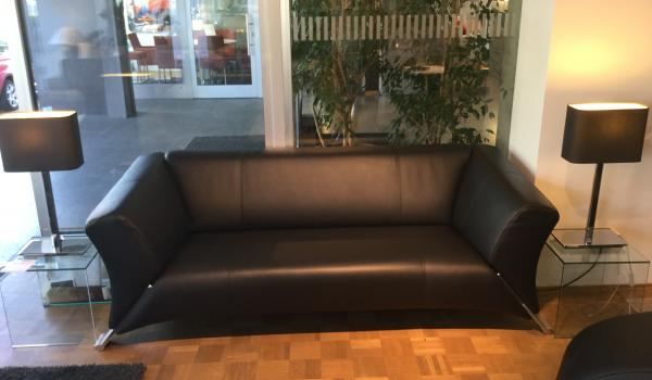 Polsterhaus Schlosser- Sofa ROLF BENZ \