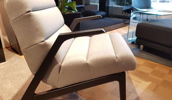 Polsterhaus Schlosser Sessel Rolf Benz 580