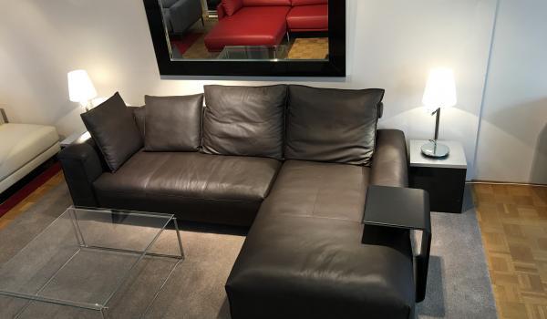 polsterhaus schlosser sofa rolf benz mio. Black Bedroom Furniture Sets. Home Design Ideas